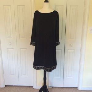 Tiana B. - little black cocktail dress